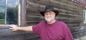 Steve Roden Barnwood Frame Maker
