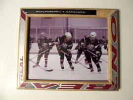 Hockey Stick Frame 3