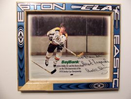 Hockey Stick Frame 1