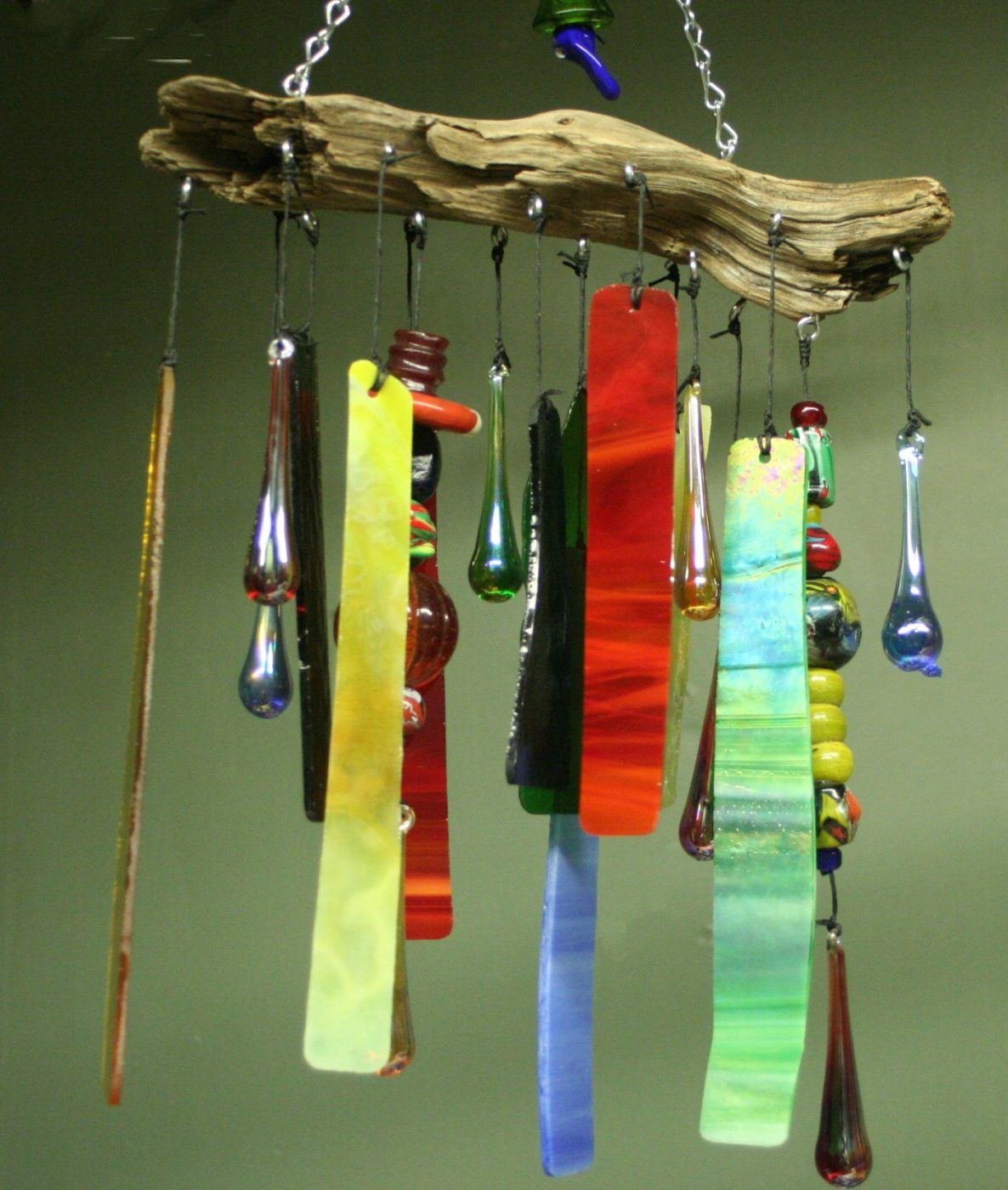 Primary Colour Wind Chimes